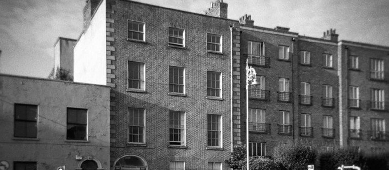 Permission granted for conversion of James Joyce's House of the Dead to hostel