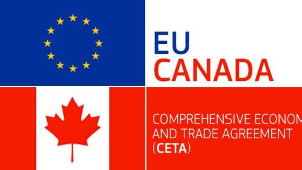 CETA Vote Imperils Irish Climate and Nature Action