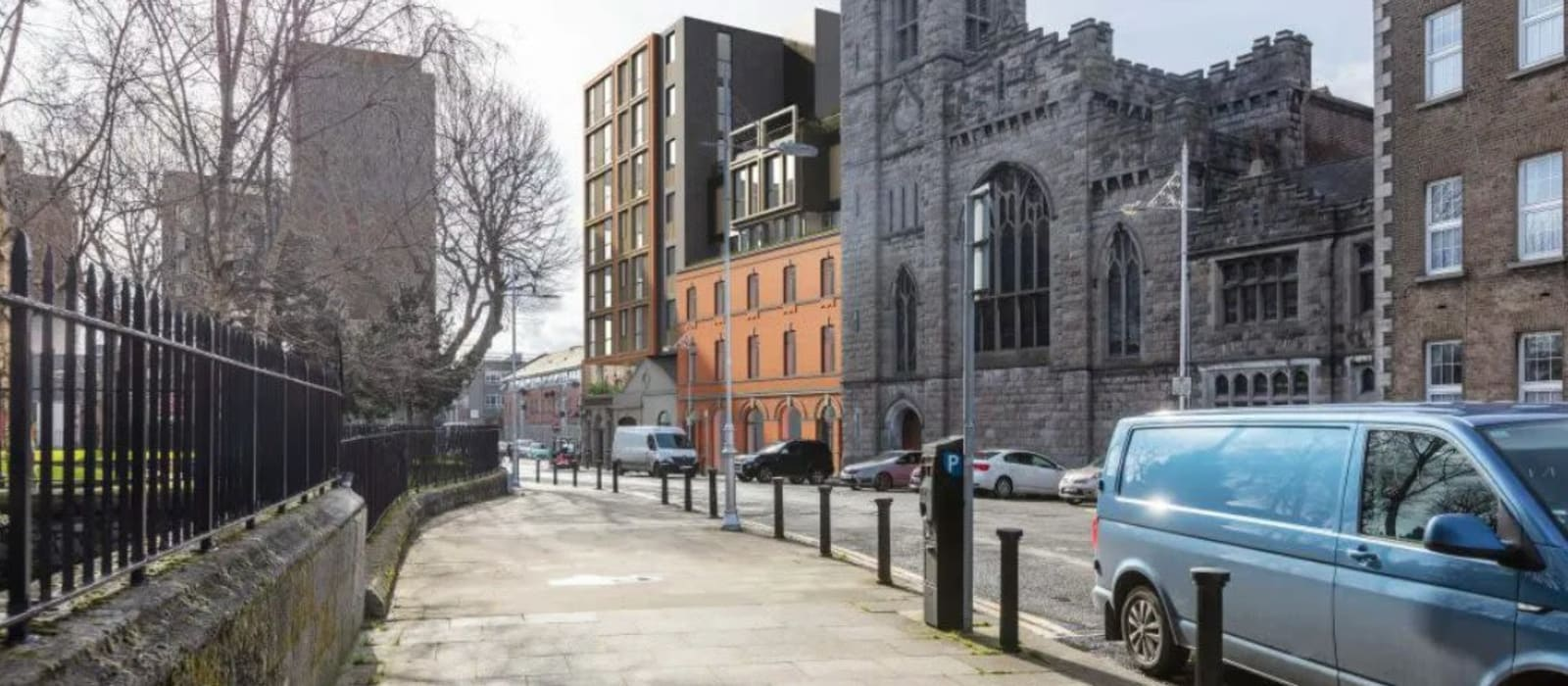 Application for 506-bed Co-living scheme at Halston Street & Mary's Lane, Dublin 7
