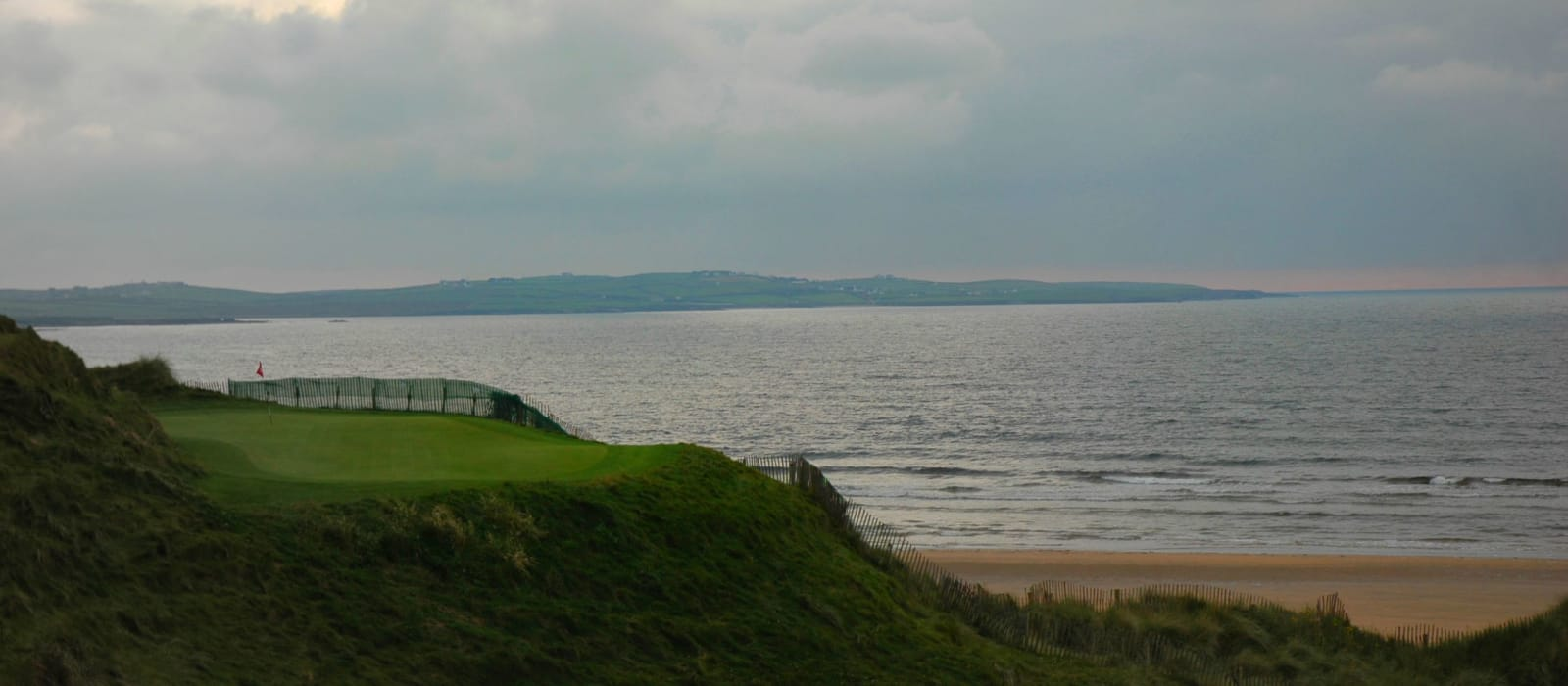 Submission to An Bord Pleanála regarding proposed coastal protection works at Trump International Golf Links Doonbeg